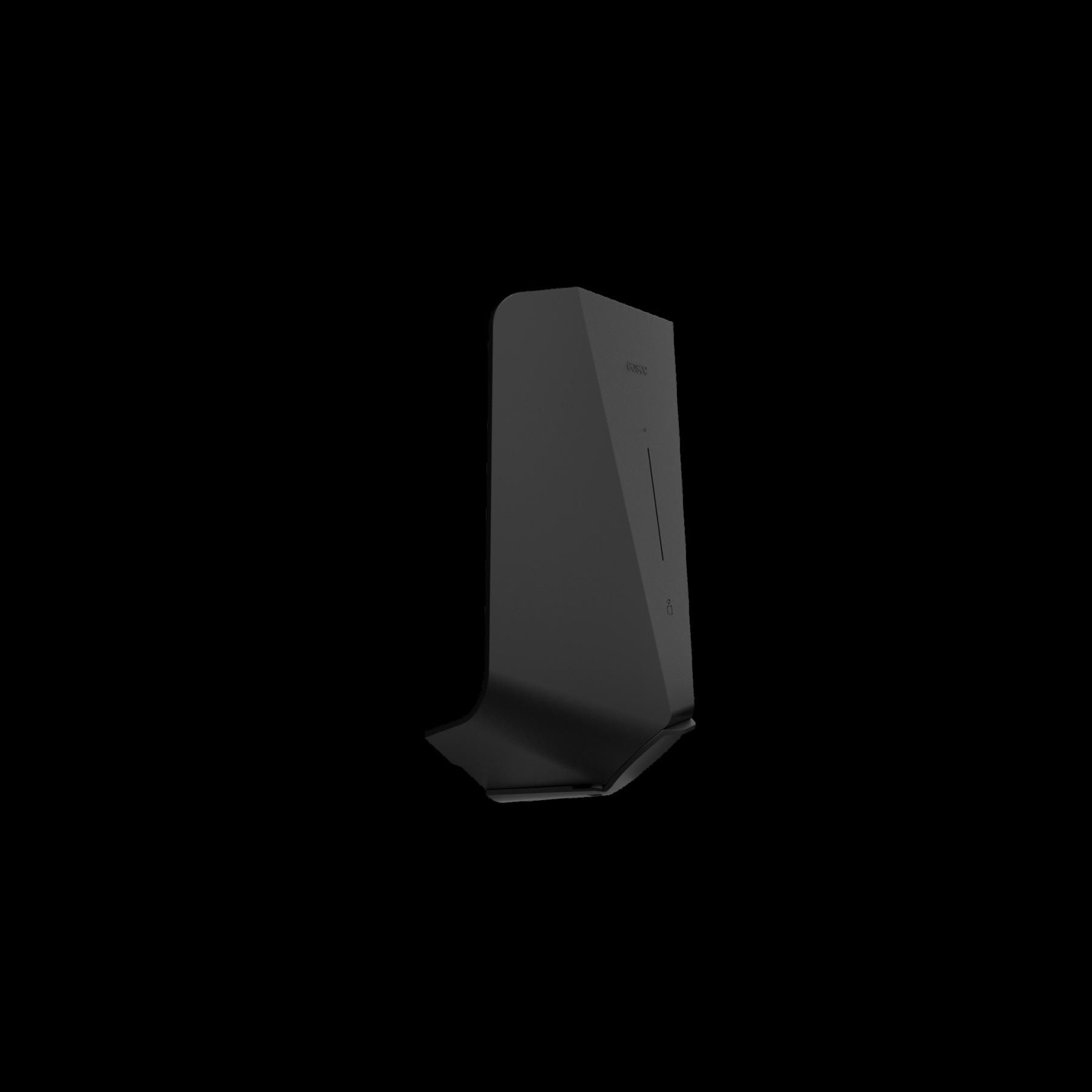 Carcasa negra lateral Easee