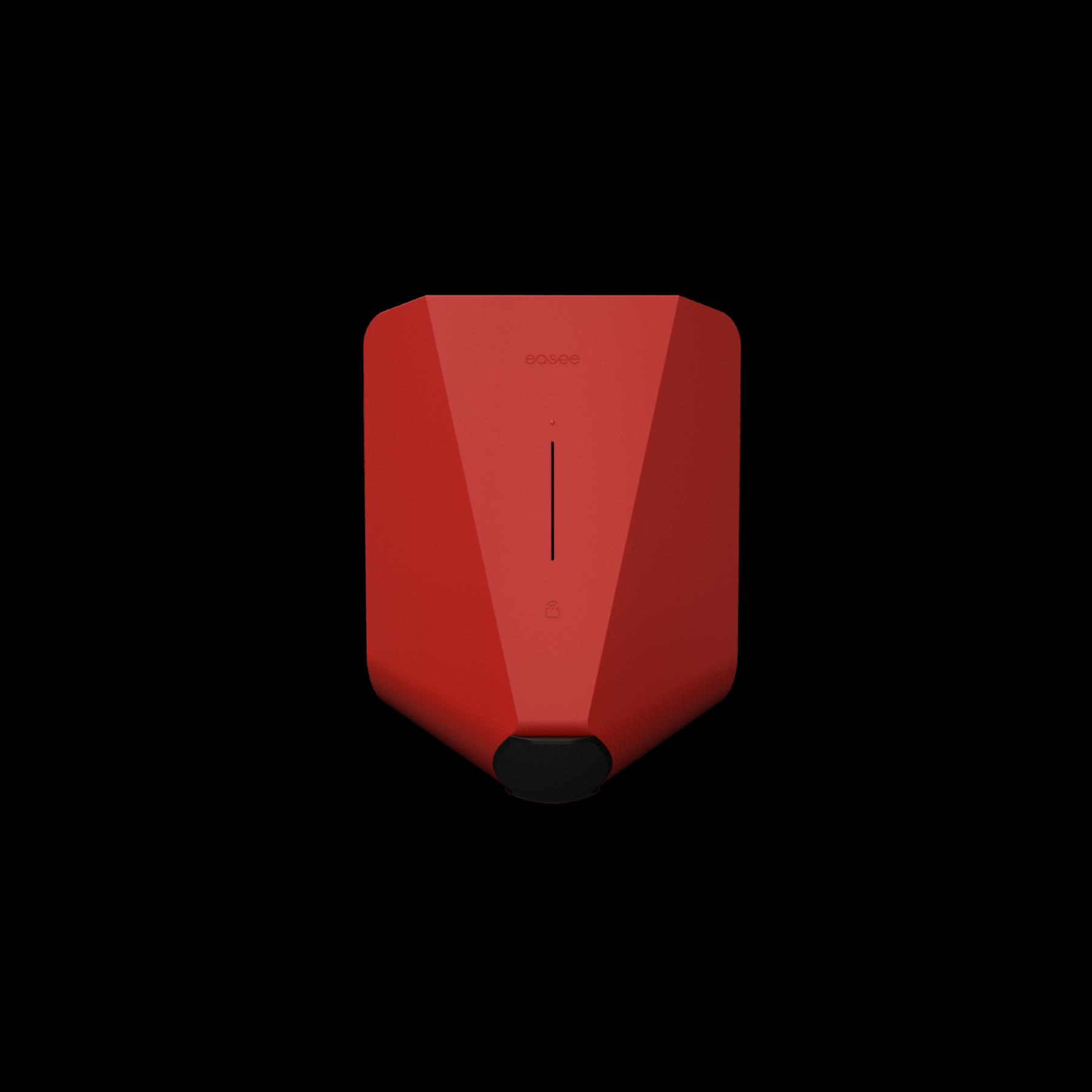 Carcasa roja Easee