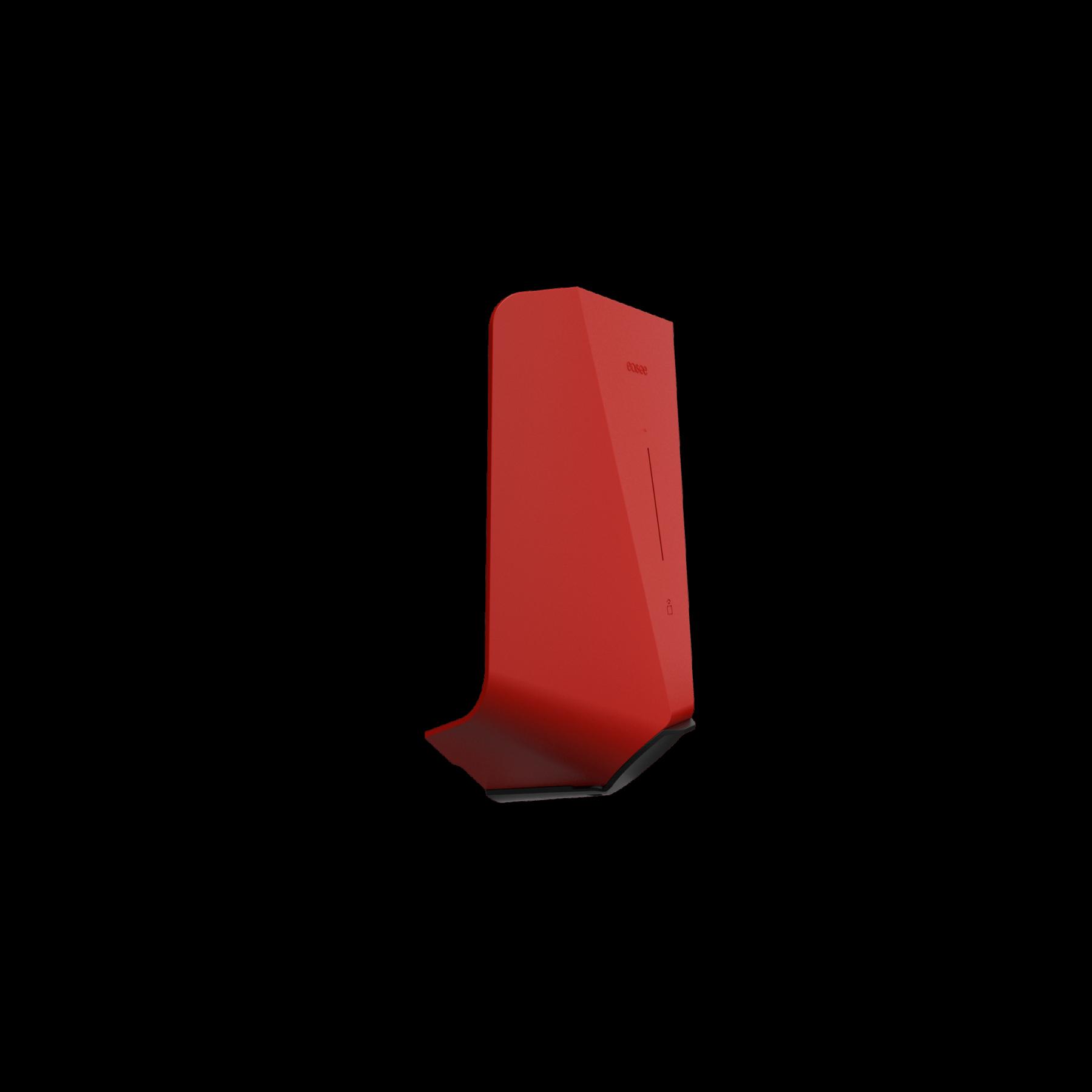 Carcasa roja lateral Easee